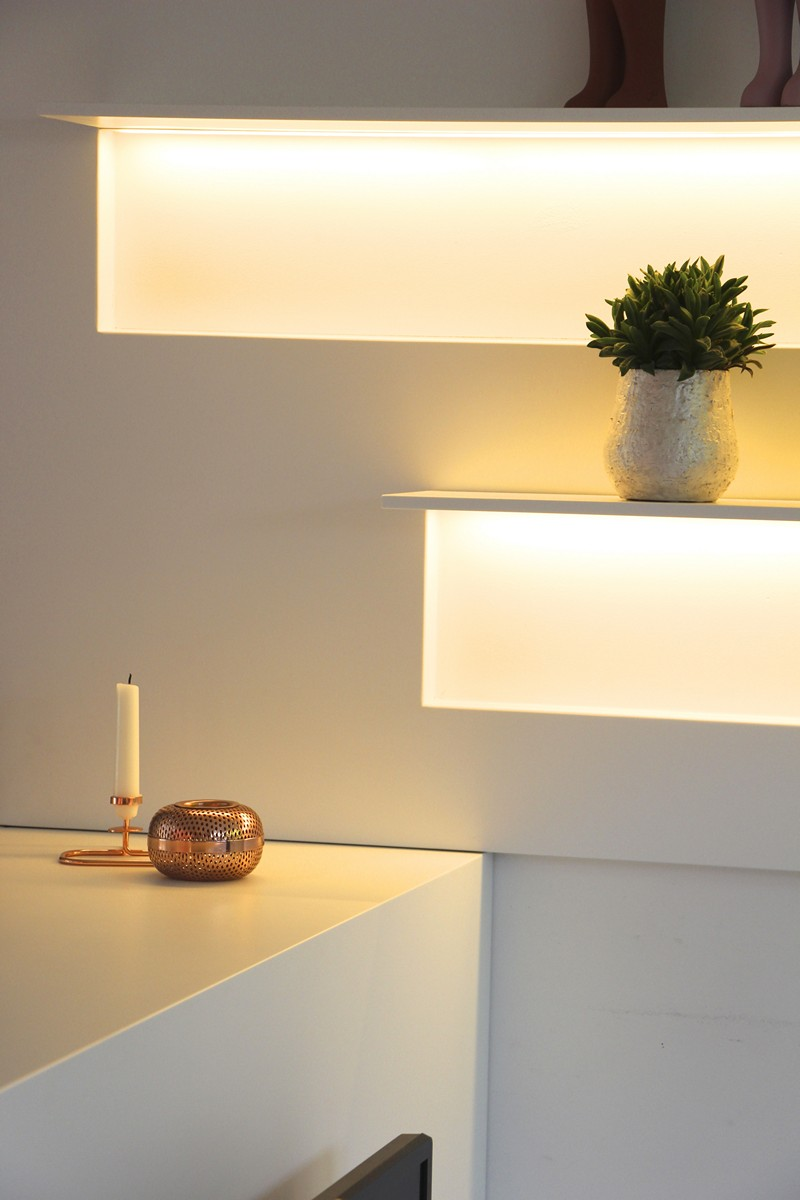 Chillhoek Corian Led Zonhoven