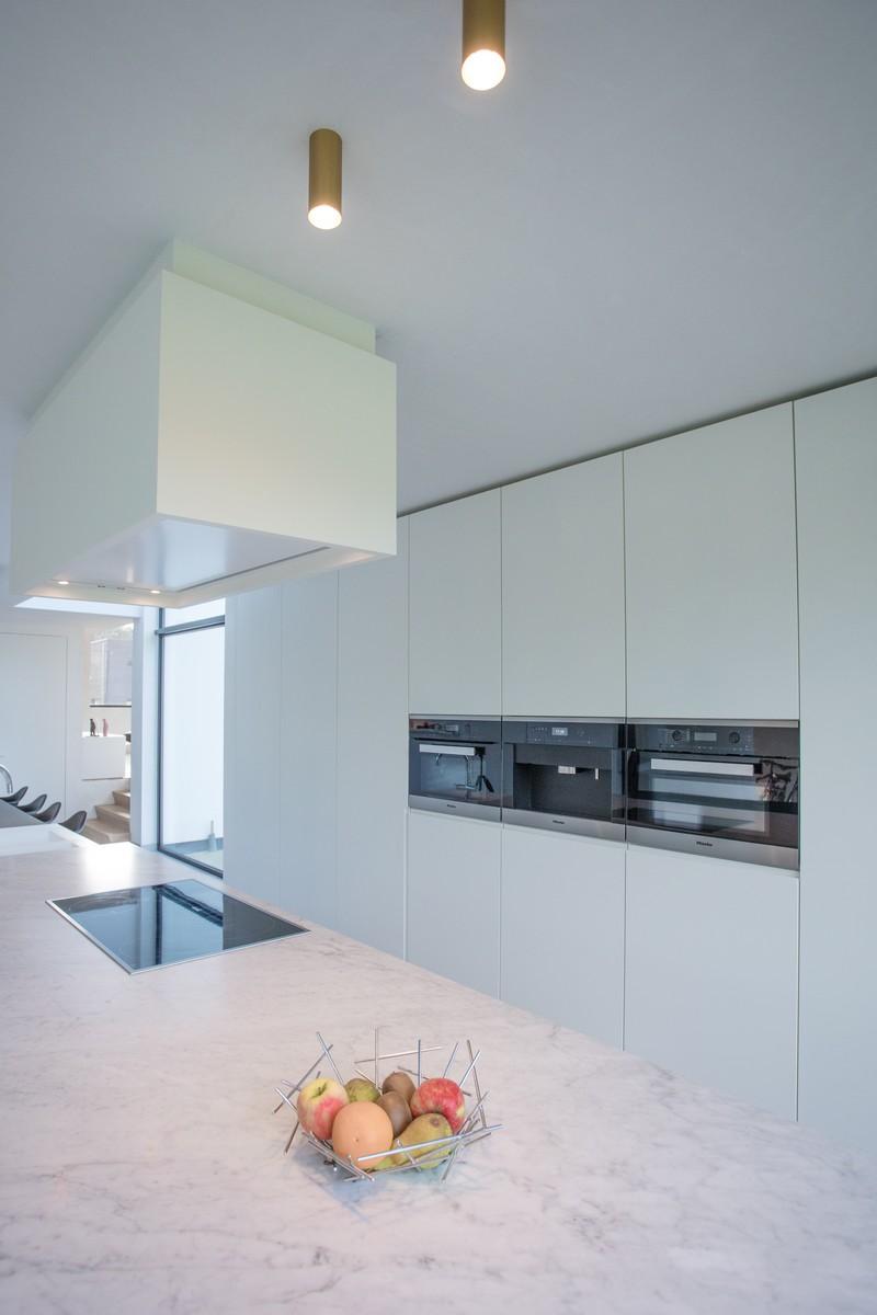 Keuken Marmer Koper