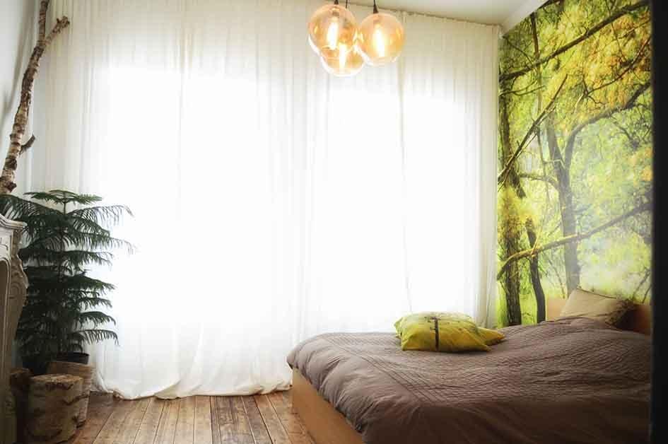 Renovatie Herenhuis Antwerpen Master Bedroom